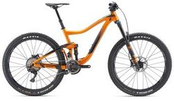 Giant Trance 1.5 GE XS Metallic Orange