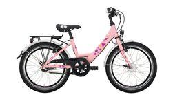 Wave 20 light pink 3-Gang SHIMANO Nexus RBN 30cm