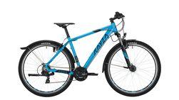 Hardtail 29 light blue / black 21-Gang SHIMANO TY
