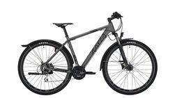 Hardtail 29 dark grey matt / black matt 24-Gang S