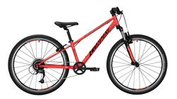 Diamant 26 red / black 9-Gang SHIMANO Altus 38cm