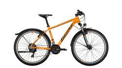 Hardtail 27 5 orange / black 21-Gang SHIMANO TX80