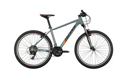 Hardtail 27 5 grey / black 21-Gang SHIMANO TX800