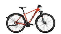 Hardtail 29 red / black 24-Gang SHIMANO Acera 41c