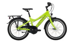 Diamant 20 flash lime matt / black 3-Gang SHIMANO
