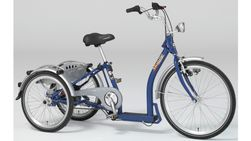 PFAUTEC driewieler Mobile Mod. 20