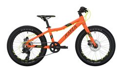 Diamant 20 neon orange 7-Gang SHIMANO TY300 28cm