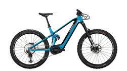 Full Suspension 27 5 blue / black 12-Gang SHIMANO
