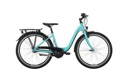 Deep 26 girly mint matt / rose 7-Gang SHIMANO Nex