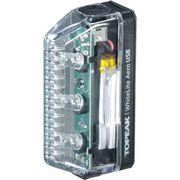 Topeak koplamp WhiteLite Aero USB