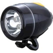 Topeak koplamp Whitelite 2 batterij zwart