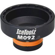 Icetoolz centerlock ring afnemer