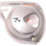 Afdekkap SHIMANO Nexus 7 SB-7S45 shifter - zilver