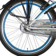 Alpina achterwiel 24 Nexus 3 RN Aero 9x4 blauw zink spk