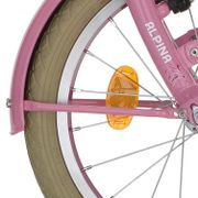 Alpinachterspatbord stang set 16 Clubb pms913c roze