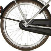 Alpina achterwiel 24 Nexus 3 RN J19SG zilver zink spk