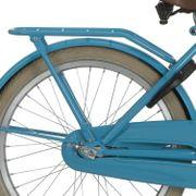 Alpina achterdrager 22 Cargo turquoise