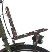 Alpina voordrager 22 Cargo brown