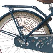 Alpina achterdrager 20 Cargo turquoise