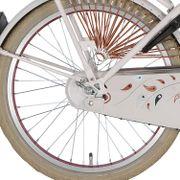 Alpina achterwiel 20 remnaaf J20 tingle copper zink spk