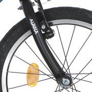 Alpina voorvork 16 Trial black matt