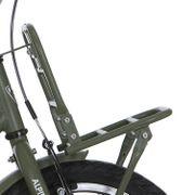 Alpina voordrager 16 Cargo army green matt