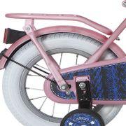 Alpina achterdrager 12 Cargo matt pink