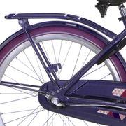 Alpina achterdrager 24 Clubb purple grey