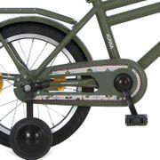 Alpina kettingscherm Juno 16/18 army green matt