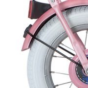 Alpina achterspatbord 12 Cargo matt pink