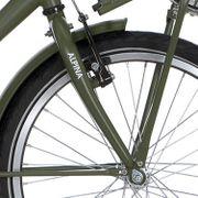 Alpina voorvork 20 Cargo J army green matt