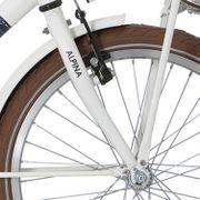 Alpina voorvork 20 Cargo M pure white matt