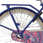 Alpina achterdrager 24 Tingle reflex blue