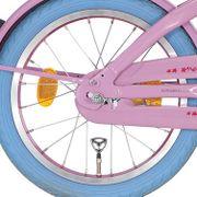 Alpina achterwiel 18 remnaaf J20 roze zink spk