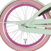 Alpina achterwiel 20 remnaaf J19DB roze zink spk