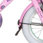 Alpinachterspatbord set 12 GP Sparkle Pink