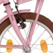 Alpina voorvork 16 Cargo M light pink matt