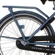 Alpina achterdrager 20 Cargo vintage blue matt