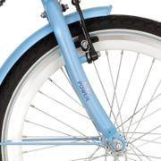 Alpina voorvork 20 GP alaska blue matt