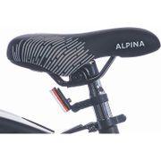 Alpina zadel 20 Brave AZ-408 black/print