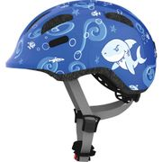 Fietshelm Smiley 2.0 Blue Sharky - medium 50-55cm