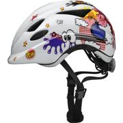 Helm anuky white comic m (52-57 cm)
