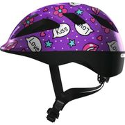 Abus helm smooty 2.0 purple kisses s 45-50