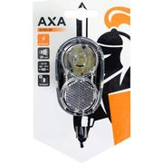 Axa led lamp voorlicht echo 30 lux steady on/off/a