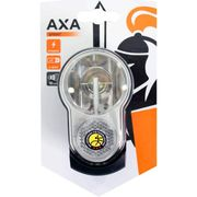 Axa led lamp voorlicht sprint 10 lux switch (naaf)