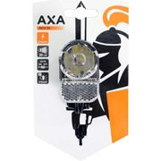 Axa koplamp Pico switch aan/uit dynamo 30 lux zwart