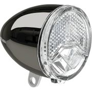Axa led lamp voorlicht 606 auto 15 lux dark chrome