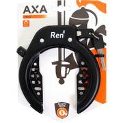 Ringslot Axa Ren2 - zwart (op kaart)