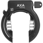 ds Axa ringslot Solid Plus zwart