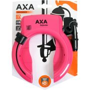 Axa ringslot defender rl roze spatbord art2 op kaa